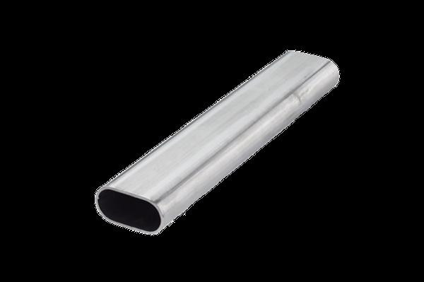 Плоская тонкостенная труба и главные способы ее применения